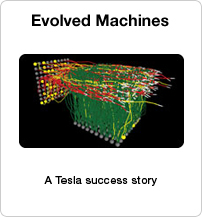 Evolved Machines