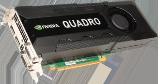 Quadro K5000 for Mac