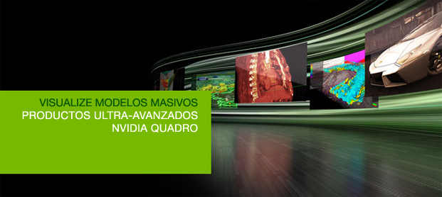 NVIDIA Quadro FX Ultra-High-End Products