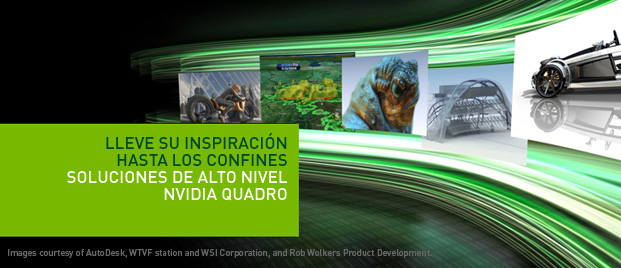 NVIDIA Quadro High-End Products