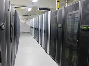Tsubame 2.0 Supercomputer at the Tokyo Institute of Technology's Global Scientific Information Center