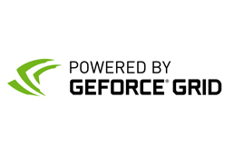 POWERED BY GEFORCE GRID