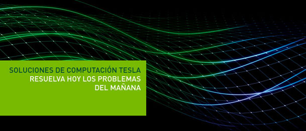NVIDIA Tesla Computing Solutions