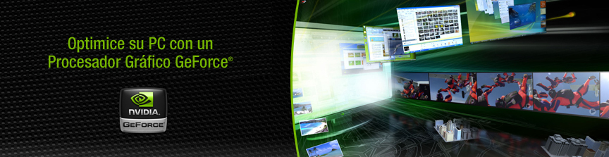 Get Visual. Get GeForce