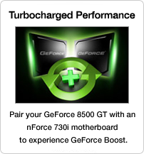 Experience GeForce boost