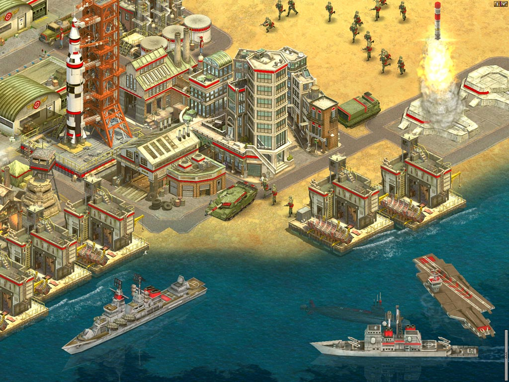Game: Rise of Nations