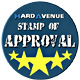 Hard Avenue Stamp of Approval