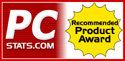 PC Stats Recommended Product Award