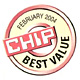 Chip Singapore Best Value Award