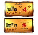 Hardwarezone 4 stars and Most Value For Money awards